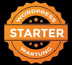 wordpress wartung starter paket