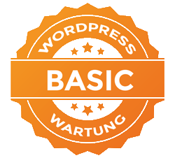 wordpresswartung basic paket